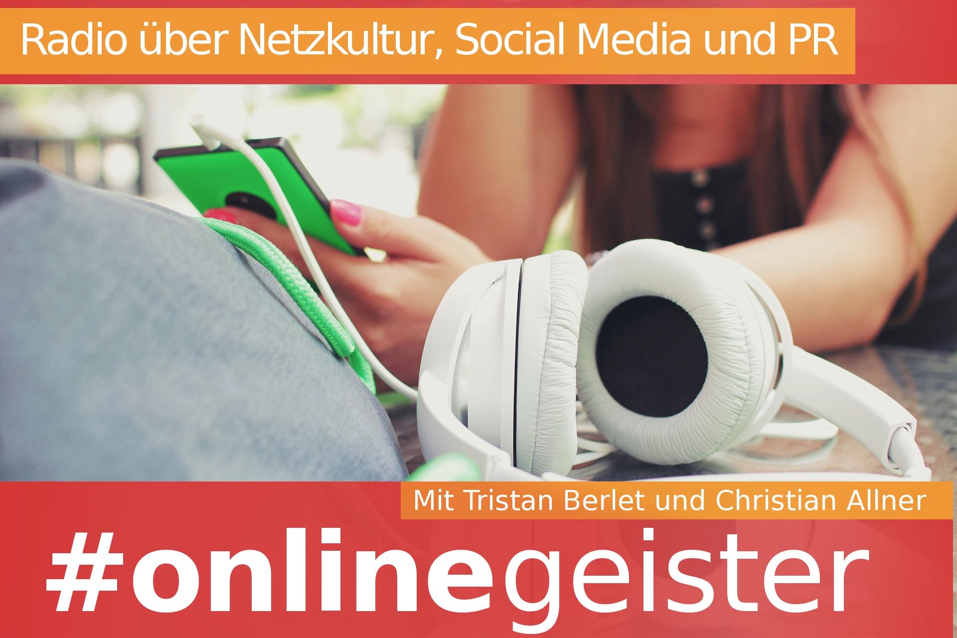 Header Image - Radio über Netzkultur, Social Media und PR