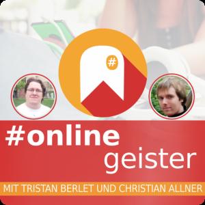 #Onlinegeister - Radio über Netzkultur, Social Media und PR