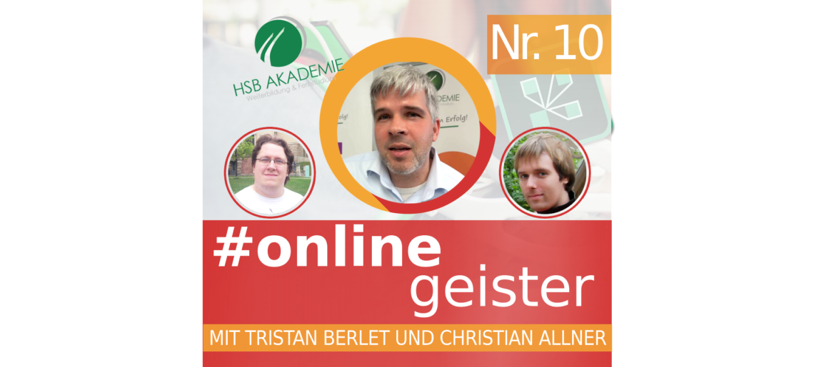 Webinare — #Onlinegeister Nr. 10 (Social-Media-Podcast)